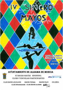 Cartel IV Sincro Mayos 31-05-14