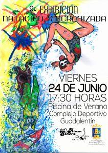 20160624 - cartel 8 exhibicon fin de curso