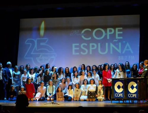 Recibimos un premio Cope Espuña
