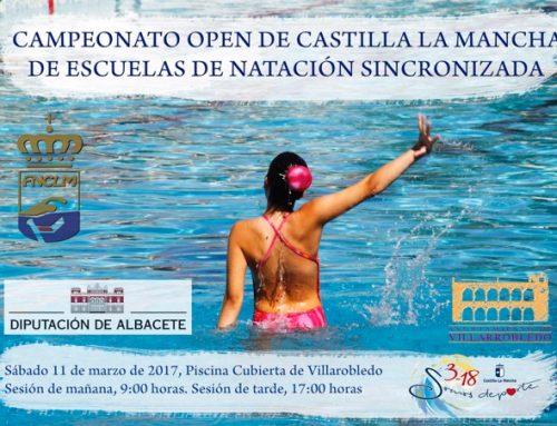 Open Castilla La Mancha de Escuelas