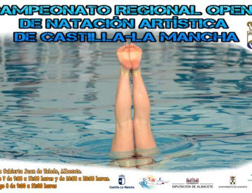 Open Artística Castilla La Mancha